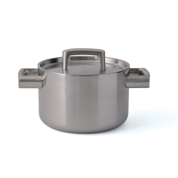 Ron Round Covered Casserole by BergHOFF International