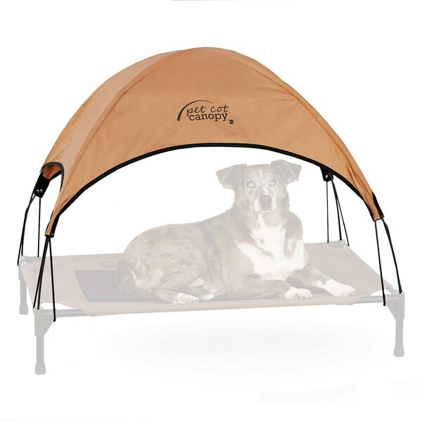 Pet Cot Canopy Bed Accessory By K H Manufacturing.