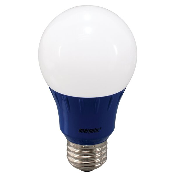 3 Watts Blue E26 LED Light Bulb by Energetic Lighting