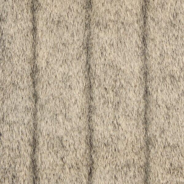 Reardon Frost Luxury Faux Fur Throw by Everly Quinn