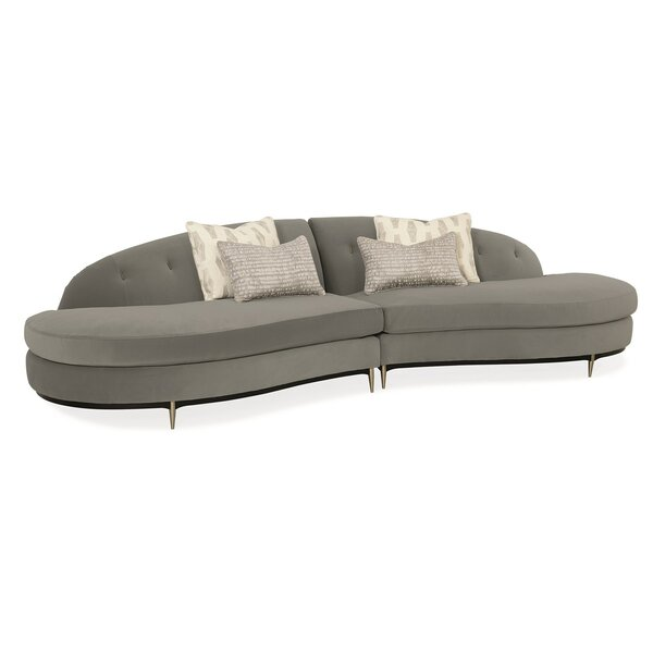 Three's Symmetrical Company Sectional By Caracole Classic