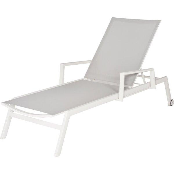 Houston Chaise Lounge by Orren Ellis