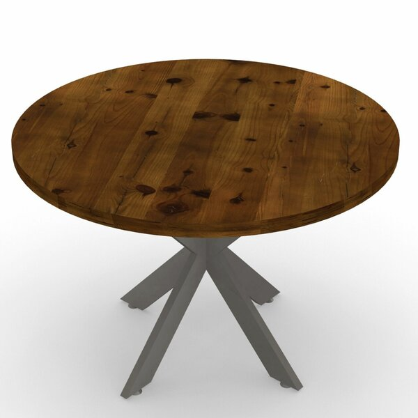 Circular Conference Table by Urban Wood Goods Urban Wood Goods