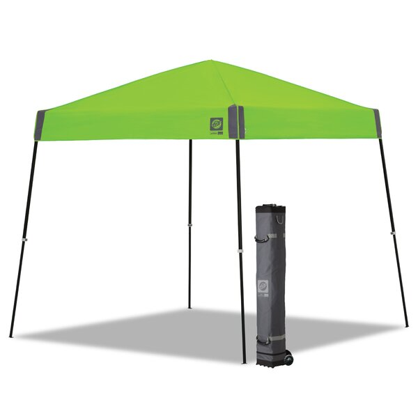 Sprint Instant Shelter 10 Ft. W x 10 Ft. D Steel Pop-Up Canopy by E-Z UP