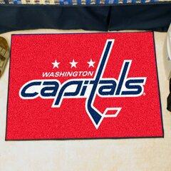 NHL - Washington Capitals Doormat by FANMATS