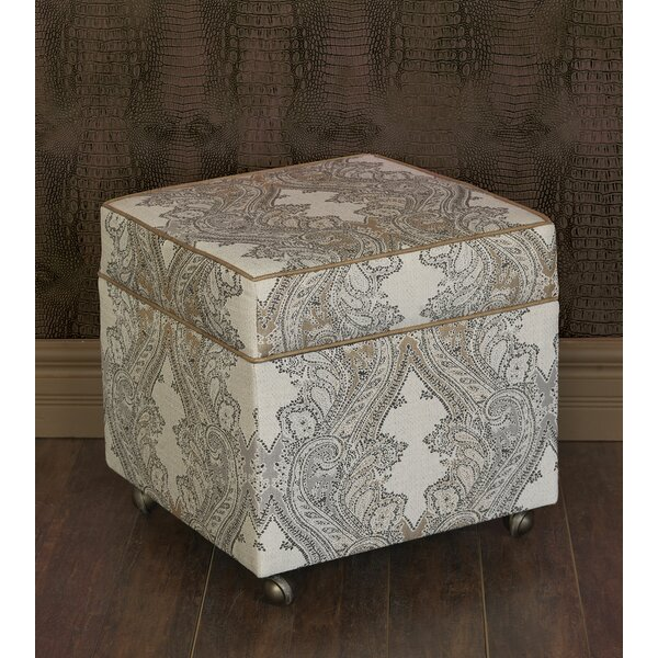 Aiden Storage Ottoman by Eastern Accents Eastern Accents