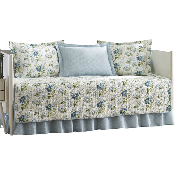 Peony Garden 5 Piece Daybed Set by Laura Ashley Home by Laura Ashley Home