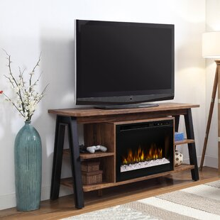 Order Fiona TV Stand for TVs up to 55 with Fireplace By Dimplex