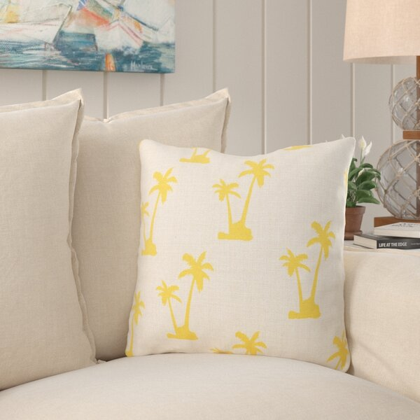 Ruthie Trees Outdoor Throw Pillow (Set of 4) by Bay Isle Home