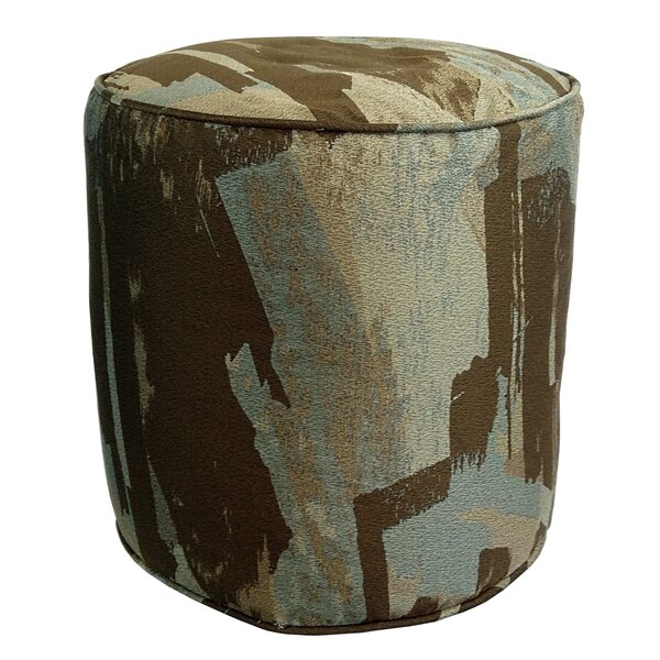 Zsa Zsa Upholstered Pouf by R&MIndustries