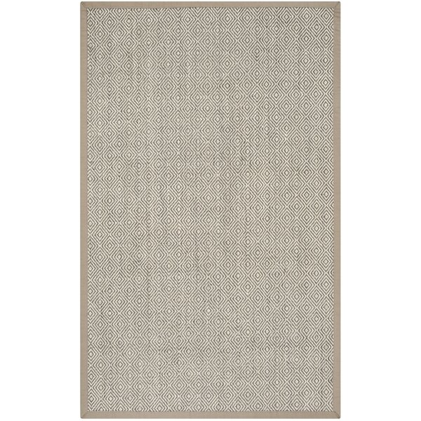 Chairez Beige Area Rug by Rosecliff Heights
