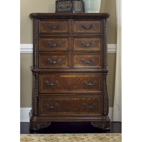 Herlinda 5 Drawer Chest by Astoria Grand