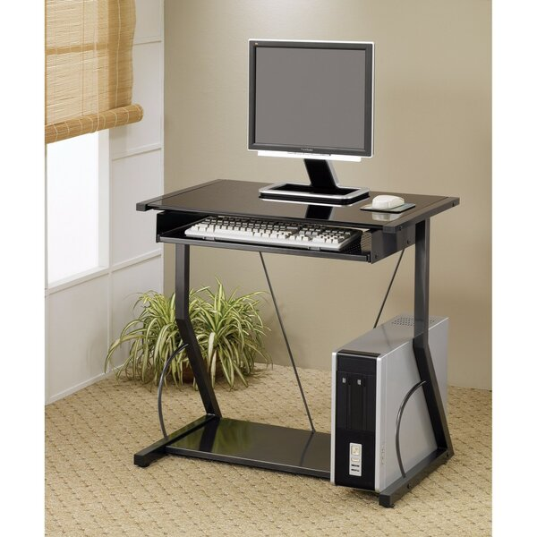 Larrison Appealing Computer Desk by Symple Stuff