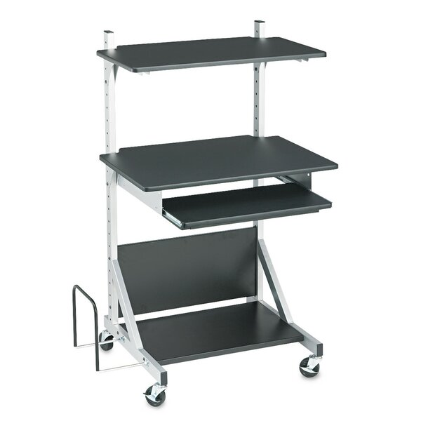 BALT® Totally Mobile Workstat AV Cart by Balt