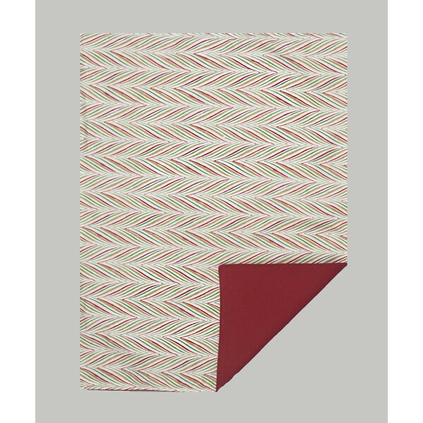 Holiday Herringbone Placemat (Set of 4) by CaughtYaLookin'