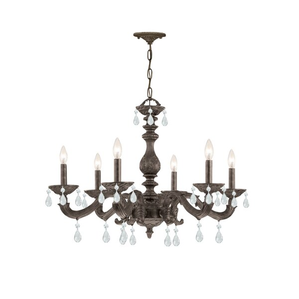 Odessa 6-Light Candle Style Classic / Traditional Chandelier by Viv + Rae Viv + Rae
