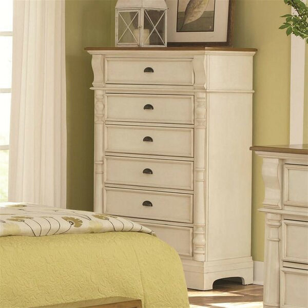 Watkins 6 Drawer Chest by Bayou Breeze