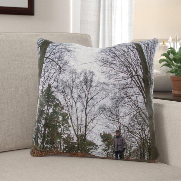 Eckman Forest Throw Pillow
