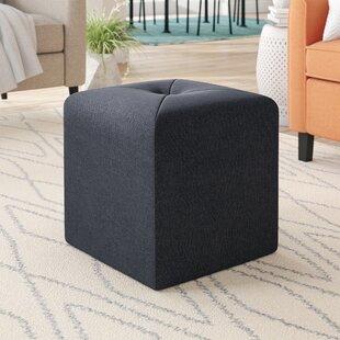 Look for Otani Cube Ottoman by Ebern Designs