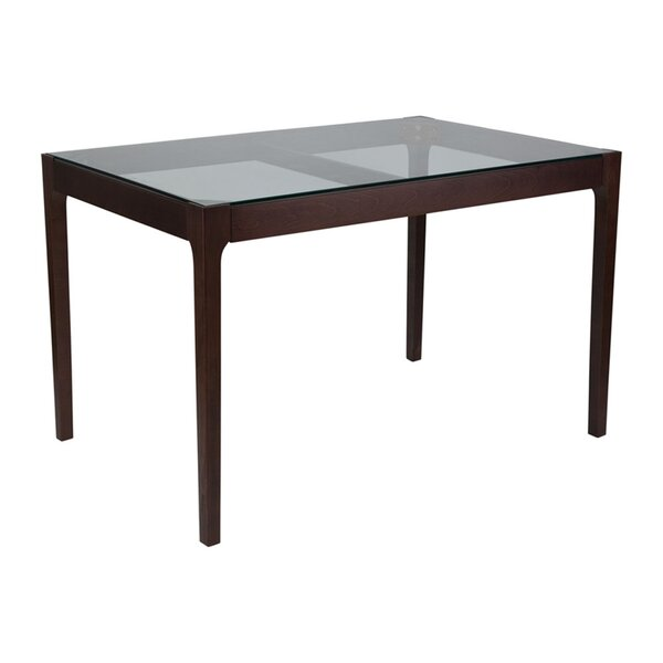 Rude Dining Table by Ebern Designs