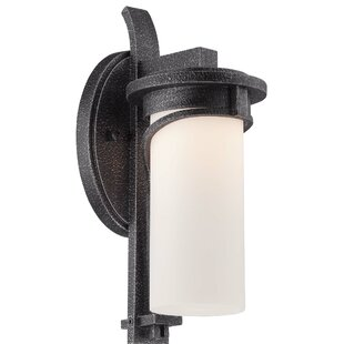 Compare & Buy Hamal 1-Light Outdoor Sconce By Latitude Run