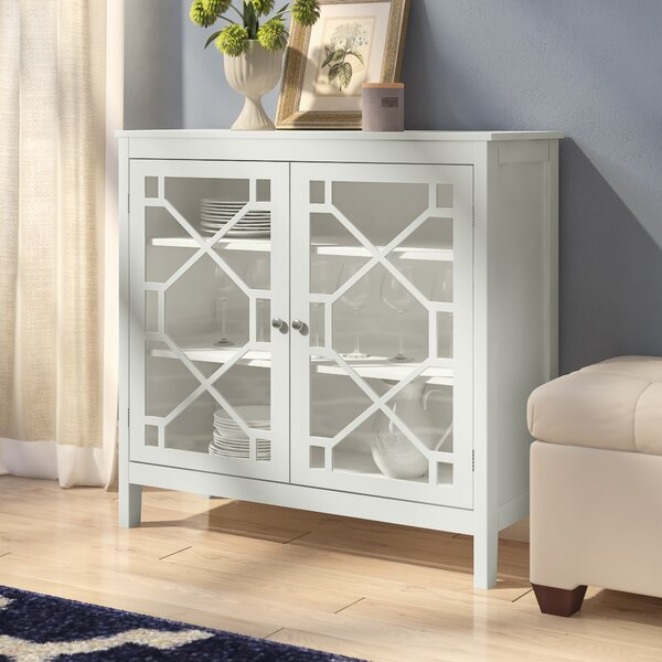Friedlander 2 Door Accent Cabinet by Andover Mills