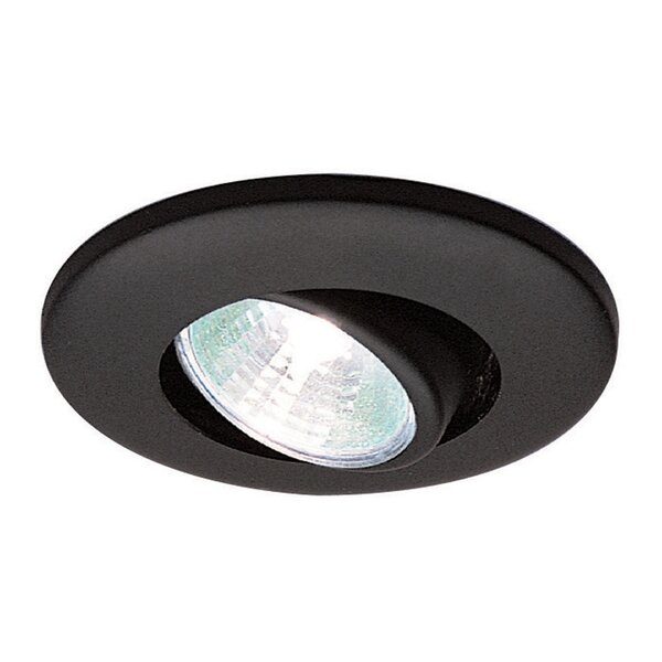 Wac lighting miniature low voltage recessed light wayfair mozeypictures Image collections