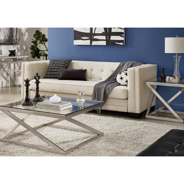 Horncastle 2 Piece Coffee Table Set By Wade Logan