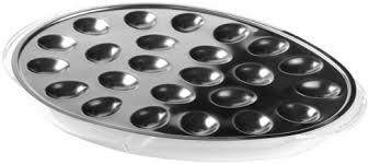 Iced Deviled Eggs Tray by Prodyne