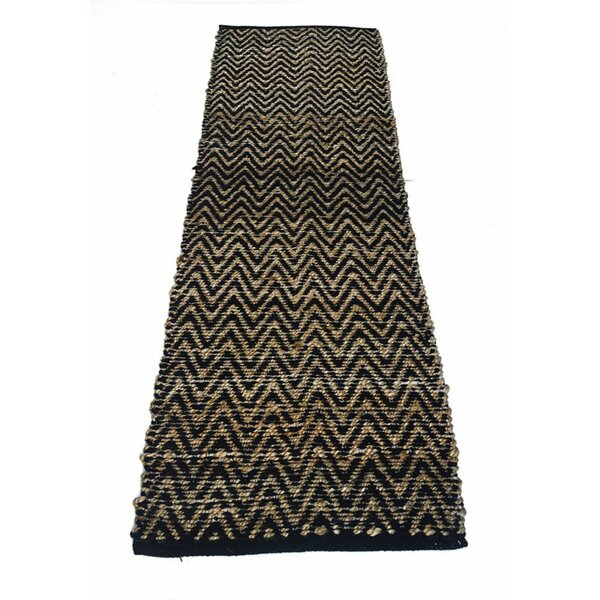 David Black Area Rug by Ebern Designs