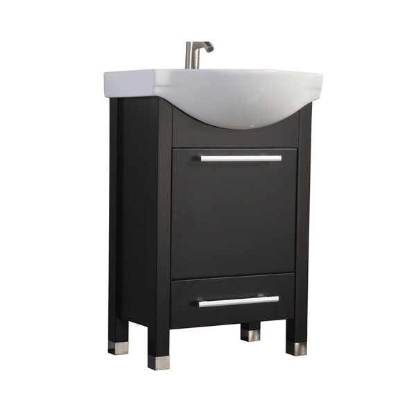 Pehrson Modern 24 Single Bathroom Vanity Set by Orren EllisPehrson Modern 24 Single Bathroom Vanity Set by Orren Ellis