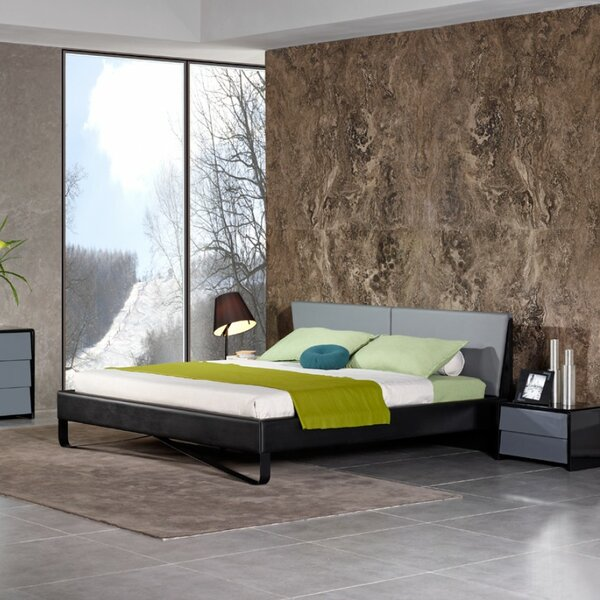 Cheng King Upholstered Platform Bed by Brayden Studio