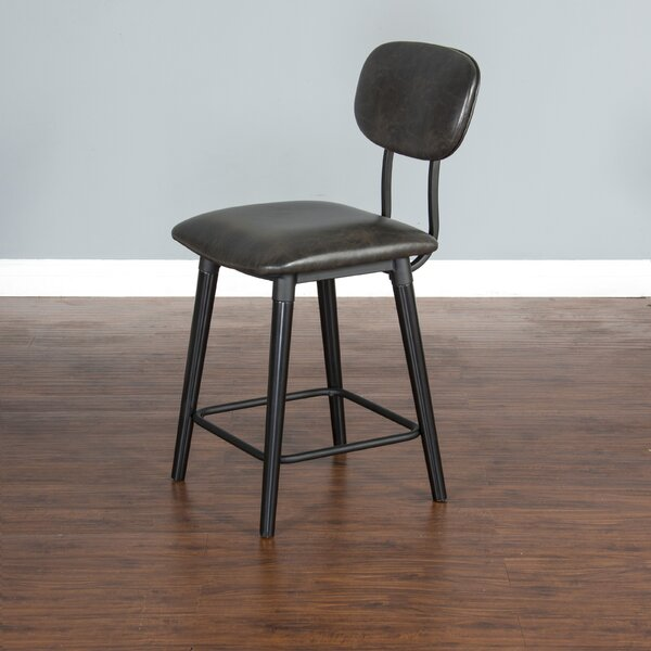 Vikesha Bar & Counter Stool by Ebern Designs Ebern Designs