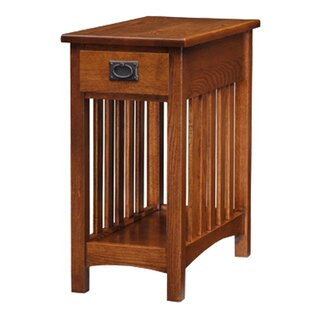 Price comparison Brockton End Table With Storage By Loon Peak