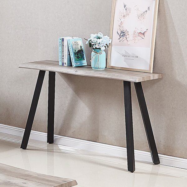 Winston Console Table by Union Rustic