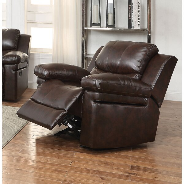 Justin Manual Glider Recliner by A&J Homes Studio