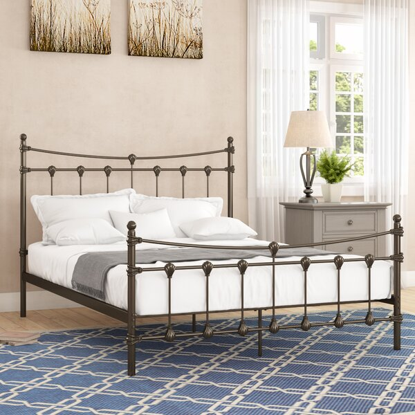 Bensley Standard Bed by Three Posts