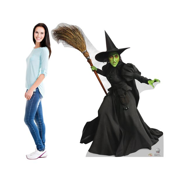 Wicked Witch of the West - Wizard of Oz 75th Anniversary Cardboard Standup by Advanced Graphics