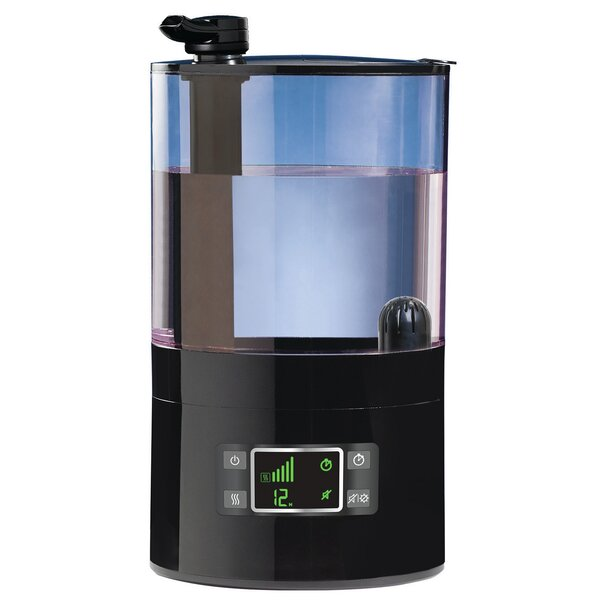 Breathe Easy 1.5 Gal. Cool Mist Impeller Tower Humidifier by Breathe Easy