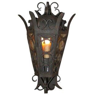 Buy luxury Amsterdam 3-Light Outdoor Wall Lantern By Laura Lee Designs