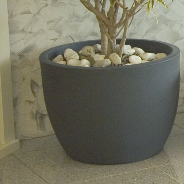Plastic Pot Planter by Marchioro