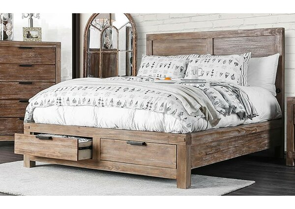 Atia Standard Configurable Bedroom Set by Gracie Oaks