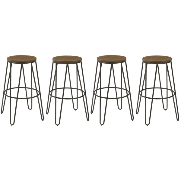 Keisha 30 Bar Stool Set Of 4 By Williston Forge