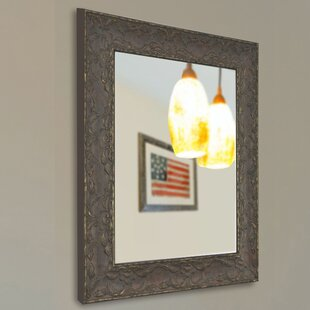 Great Price Rectangle Wall Mirror By Darby Home Co