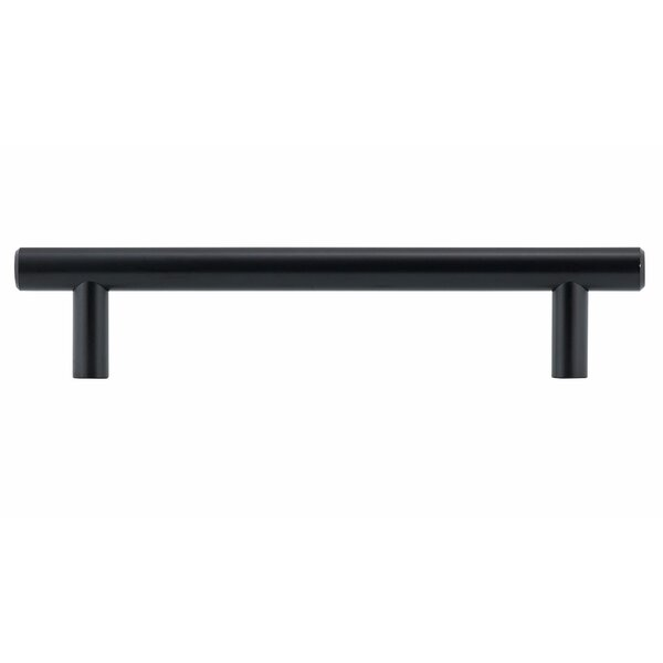 Contemporary Metal 5 132 Center Bar Pull by Richelieu