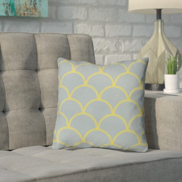 Brendan Throw Pillow by Wrought Studio