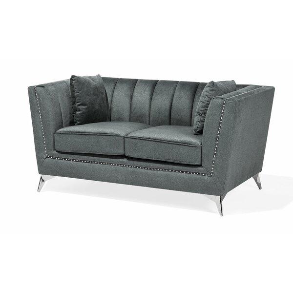 Boscobel 2 Seater Sofa by House of Hampton