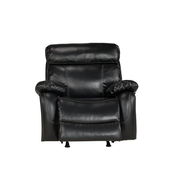 Obrian Manual Rocker Recliner [Red Barrel Studio]