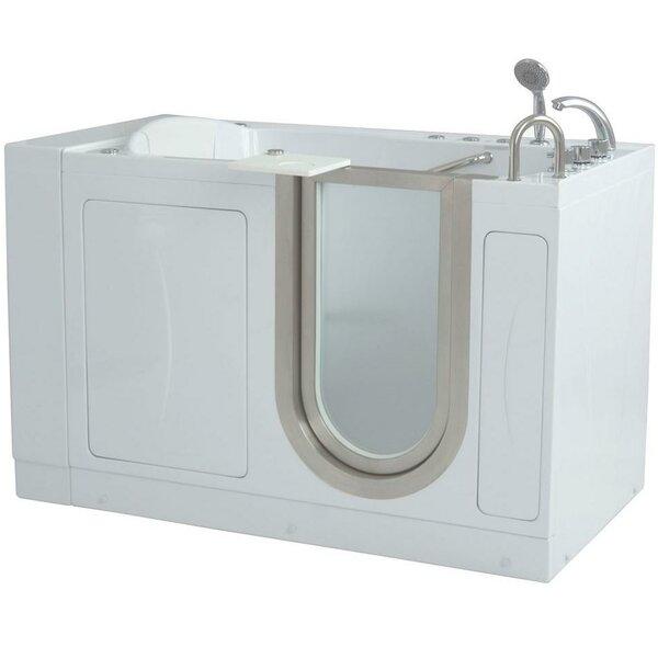 Royal 52 x 32 Massage Whirlpool Walk In Tub by Ella Walk In Baths