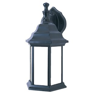 Best Price Hill 1-Light Outdoor Wall Lantern By Darby Home Co